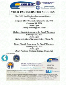 SBDC Health Insurance for Small Businesses